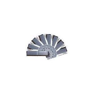 G.Skill Trident Z 64 Go (8x 8 Go) DDR4 3400 MHz CL16 Gris / Blanc