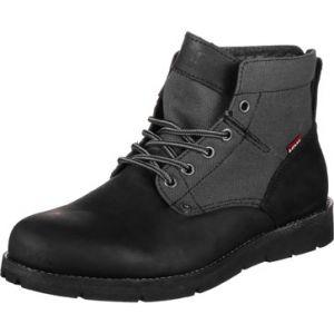 Levi's Jax, Desert Boots Hommes, Noir (Brillant Black 60), 43 EU