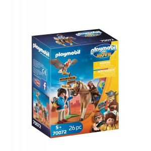 Playmobil Marla avec cheval The Movie - 70072