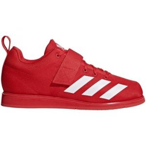 Adidas Chaussures Powerlift 4 rouge - Taille 36,38,40,42,44,46,36 2/3,37 1/3,38 2/3,39 1/3,40 2/3,41 1/3,42 2/3,43 1/3,44 2/3,45 1/3,46 2/3,47 1/