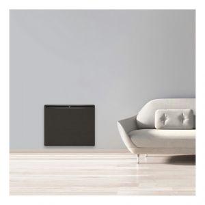 Airelec AIRA694337 - Panneau rayonnant - 2000 Watts - Gris - Gamme Loreda - Thermostat Digital