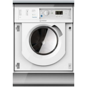 Indesit Lave linge séchant hublot encastrable BIWDIL75125EU
