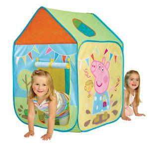 Worlds Apart Tente de jeux maison Peppa Pig