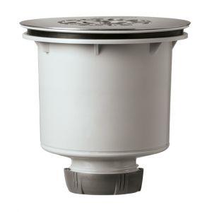 Wirquin Bonde de douche TOURBILLON verticale NF Ø90 mm Pro 30721058