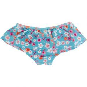 Baby Banz Banz Baby Culotte de bain à volants enfant fille, ANTI-UV, Flowers, 12 mois