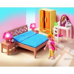 Playmobil 5331 - Chambre à coucher des parents avec lumière