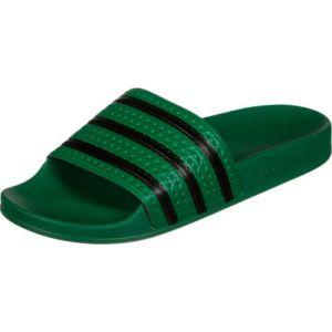 Adidas Claquettes Claquette Adilette vert - Taille 38,36 2/3