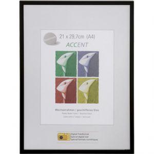 Nielsen design 859971 - Cadre aluminium Accent 21 x 29,7 cm