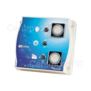 Aqualux Elexium filtration - Coffret de filtration piscine + 2 proj 4/6 A