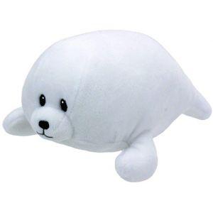 Ty Tiny Phoque en peluche Blanc