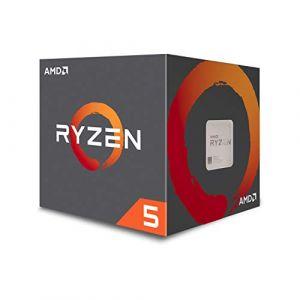 AMD Ryzen 5 1600 AF Wraith Stealth Edition (3.2 GHz / 3.6 Ghz)