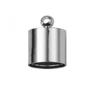 Panduro Embouts pour spirale - Embouts pour spirale, Diam - 12 mm, long - 1 cm