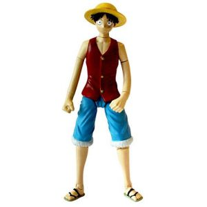 Obyz Figurine articulée Luffy (One Piece)