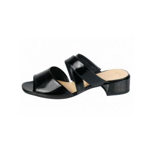Gabor Shoes Fashion, Mules Femme Noir (Schwarz 77) 37 EU