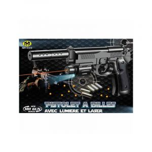 Airsoft MH 21419 à Ressort / Spring / Rechargement Manuel (0.5 joule) (HEROES13006, )