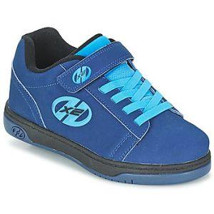 Heelys Dual Up (778050), Sneakers Basses mixte enfant - Bleu (Navy/New Blue) - 35 EU (3 UK)