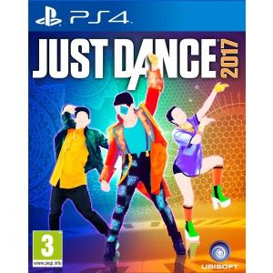 Just Dance 2017 sur PS4
