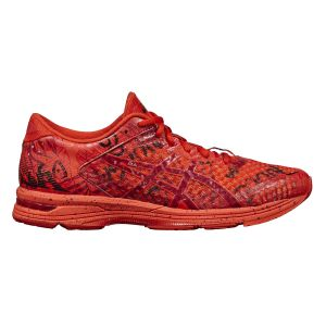 Asics Chaussures Gel-Noosa Tri 11 - UK 9.5 Fiery Red/Burgundy