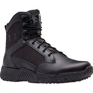 Under Armour Stellar tactical 1268951 001 homme chaussures randonnee noir