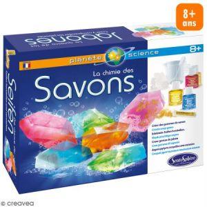 Sentosphère Kit créatif La chimie des savons