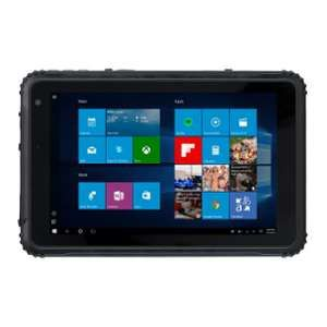 "Caterpillar T20 - Tablette tactile 8"" sous win 10 Waterproof Rugged"