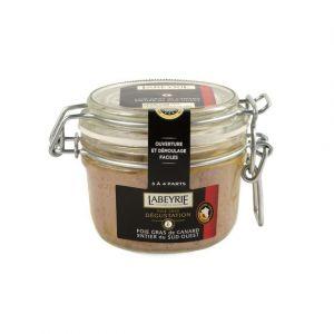 Labeyrie Foie gras de canard entier du Sud-Ouest IGP - Le bocal de 130g