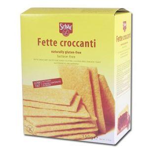 Dr Schär Fette Croccanti - Biscottes sans gluten