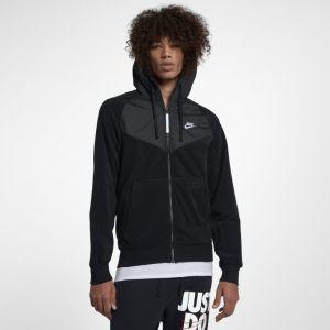 Nike Sweat à capuche entièrement zippé Sportswear pour Homme - Noir - Couleur Noir - Taille XL