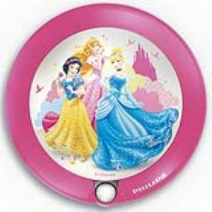 Philips 71765/28/16 - Veilleuse à détecteur Disney Princesse