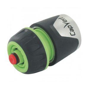 Cap Vert DY8030HL/LABEL - Raccord rapide stop Diamètre 19 mm