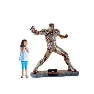 Figurine géante Iron Man 3 Avengers