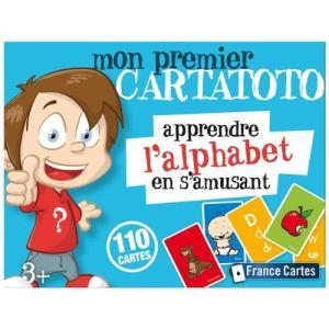 France Cartes Mon premier Cartatoto Alphabet