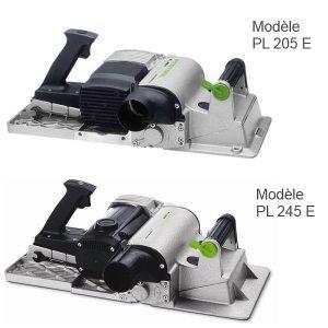 Festool PL 205 E - Rabot de charpente 205 mm 2000W  230V mono (769532)