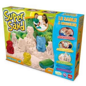 Goliath Super Sand - Les animaux
