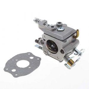 Jardiaffaires Carburateur Adaptable pour tronçonneuse Jonsered 2036, 2040, CS2040