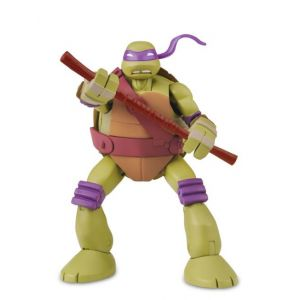 Giochi Preziosi Figurine Mutation transformable Donatello Tortues Ninja
