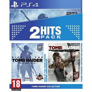 2 Hits Pack : Tomb Raider Definitive Edition / 20ème anniversaire sur PS4