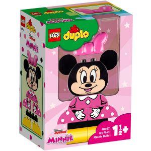 Lego DUPLO Disney - Ma première Minnie à construire - 10897