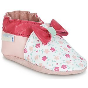 Robeez Chaussons bébé FLOWERY rose - Taille 23 / 24,25 / 26