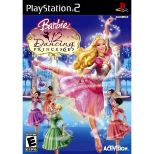 Barbie au Bal des 12 Princesses [PS2]