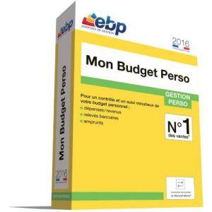 Mon Budget Perso 2016 [Windows]