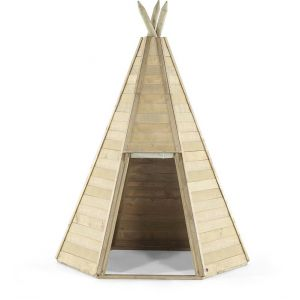 Plum Great Wooden Teepee - Tipi 1,55 m