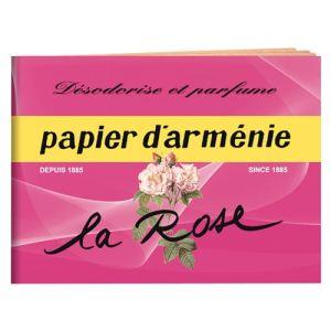 Papier d'Arménie Carnet désodorisant parfum