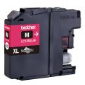 Brother LC125XLM - Cartouche d'encre magenta