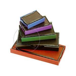 Trodat 4810 - 2 Cassettes d'encrage Printy pour dateur et tampon