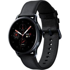 Samsung Montre connectée Galaxy Watch Active 2 Noir Acier 40mm