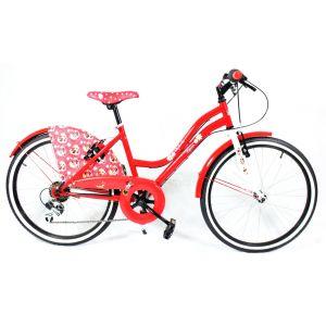 """Denver Bike SLR. CF13203 - Vélo Minnie 24"""""""