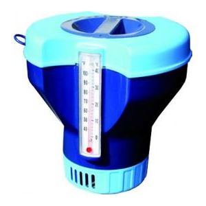 Gre 40070 - Combi thermo-doseur flottant pour pastilles 200 g