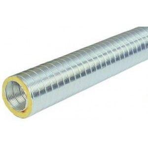 Thermor 900364 - Conduit semi rigide calorifugé 2m/160mm pour aeromax/odyssée