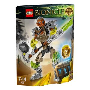 Lego Bionicle : Pohatu unificateur de la Pierre